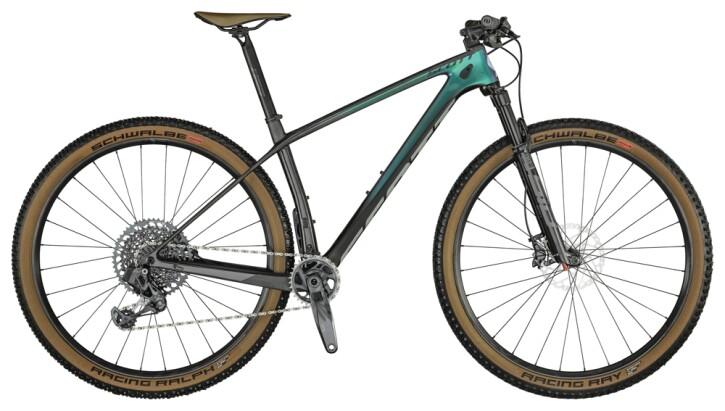 Mountainbike Scott Scale RC 900 Team Issue AXS Bike 2021
