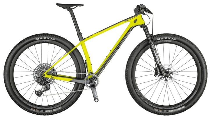 Mountainbike Scott Scale RC 900 World Cup AXS Bike 2021