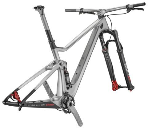 Rahmen Scott Spark RC 900 WC N1NO HMX Rahmen und Gabel 2021