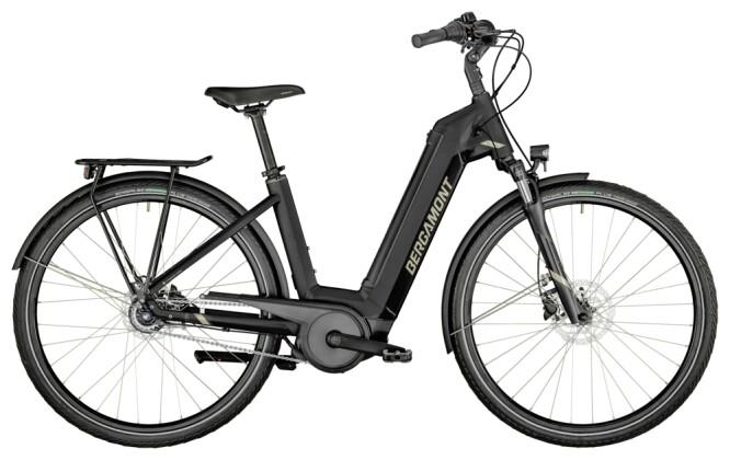 e-Citybike Bergamont E-Horizon N8 CB 500 Wave black 2021