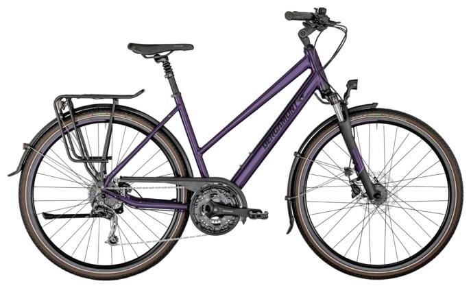 Trekkingbike Bergamont Horizon 6 Lady violet 2021