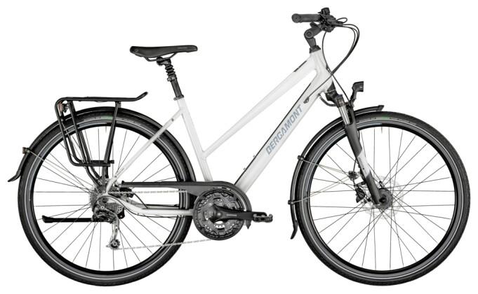 Trekkingbike Bergamont Horizon 6 Lady white 2021