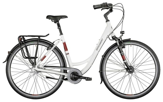 Citybike Bergamont Belami N7 white 2021