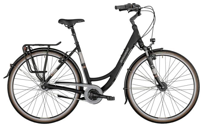 Citybike Bergamont Belami N7 black 2021
