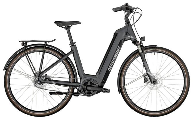 e-Citybike Bergamont E-Horizon N5e FH 500 Wave Belt 2021