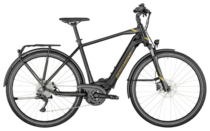 e-Trekkingbike Bergamont E-Horizon Edition Gent black 2021