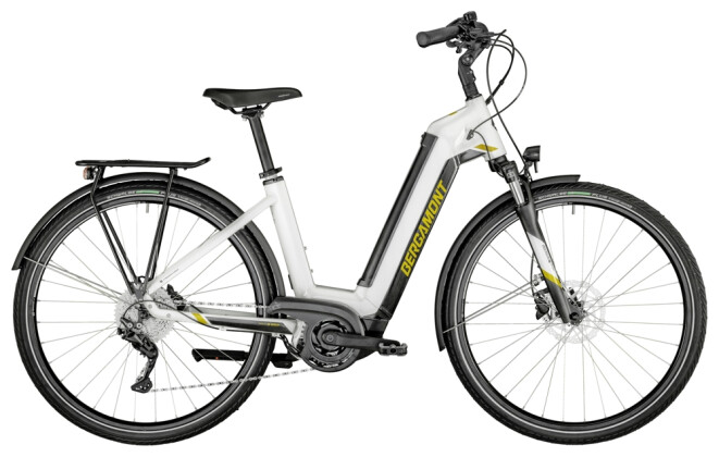 e-Trekkingbike Bergamont E-Horizon Sport Wave white 2021