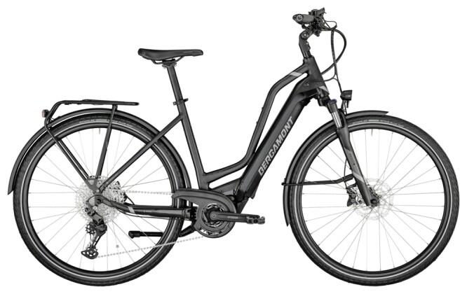 e-Trekkingbike Bergamont E-Horizon Expert Amsterdam black 2021