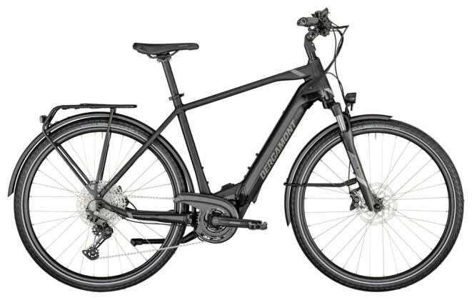 e-Trekkingbike Bergamont E-Horizon Expert Gent black 2021