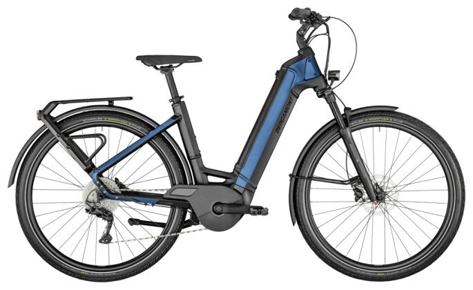 e-Citybike Bergamont E-Ville Edition 2021