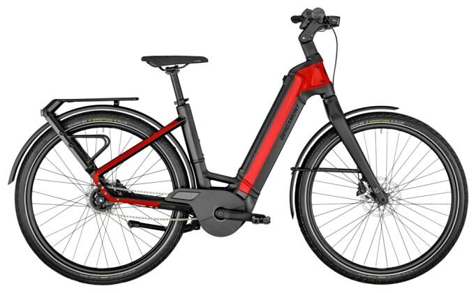 e-Citybike Bergamont E-Ville Expert Rigid 2021