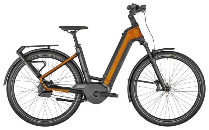 e-Citybike Bergamont E-Ville Pro Belt Premium 2021