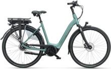 e-Citybike Batavus Finez E-go Exclusive 400 Wave petrol silver mat