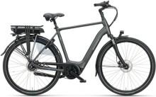 e-Citybike Batavus Finez E-go Exclusive 500 Herren black matt