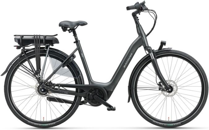 e-Citybike Batavus Finez E-go Exclusive 500 Wave black matt 2021