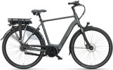 e-Citybike Batavus Finez E-go Exclusive 400 Herren black matt
