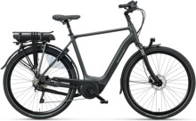 e-Citybike Batavus Finez E-go Sport 500 Herren black matt