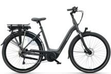 e-Citybike Batavus Finez E-go Sport 400 Wave black matt
