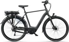 e-Citybike Batavus Finez E-go Sport 400 Herren black matt
