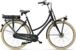 e-Citybike Batavus PACKD E-go Curve black matt