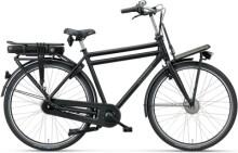 e-Citybike Batavus PACKD E-go Herren black matt