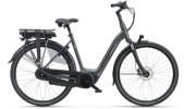 e-Citybike Batavus Finez E-go Active Plus 500 Wave black matt