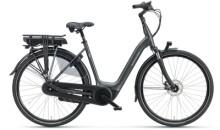 e-Citybike Batavus Finez E-go Active Plus 500 Wave black matt