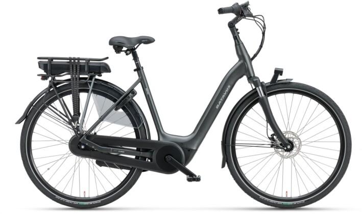 e-Citybike Batavus Finez E-go Active Plus 500 Wave black matt 2021