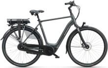 e-Citybike Batavus Finez E-go Active Plus 500 Herren black matt