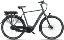 e-Citybike Batavus Finez E-go Active Plus 400 Herren black matt
