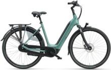 e-Citybike Batavus Finez E-go Power 625 Wave petrol silver mat