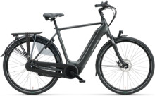 e-Citybike Batavus Finez E-go Power 625 Herren black matt