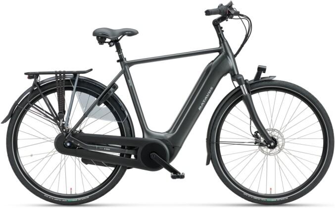 e-Citybike Batavus Finez E-go Power 625 Herren black matt 2021