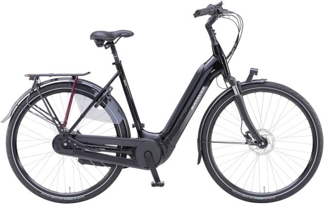 e-Citybike Batavus Finez E-go Power LTD Wave black 2021