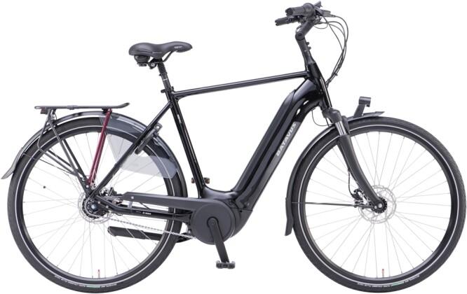 e-Citybike Batavus Finez E-go Power RT Herren black 2021