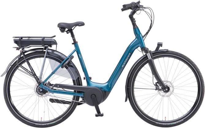 e-Citybike Batavus Garda E-go Wave seagreen 2021
