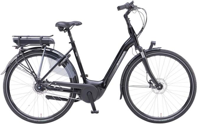 e-Citybike Batavus Garda E-go Wave black 2021