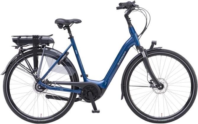 e-Citybike Batavus Garda E-go Exclusive Wave mountainlake blue 2021