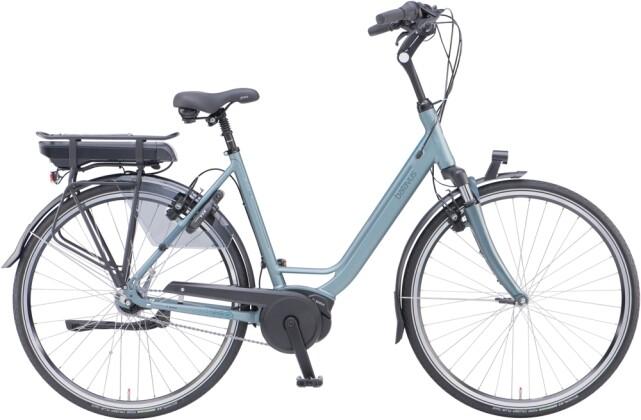 e-Citybike Batavus Altura E-go Wave blue matt 2021