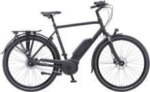 e-Trekkingbike Batavus Senero E-go Herren black matt