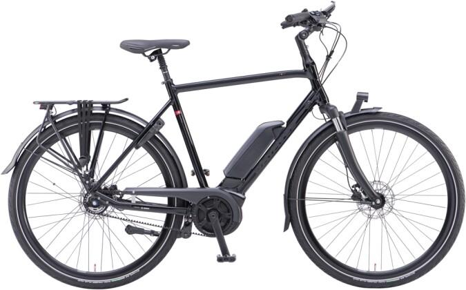 e-Citybike Batavus Suerte E-go Herren black 2021