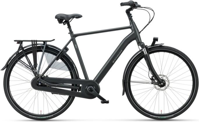 Citybike Batavus Finez Herren black matt 2021