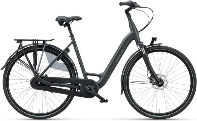 Citybike Batavus Finez Mono black matt 2021