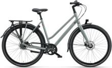 Citybike Batavus Dinsdag Exclusive Trapez avon grey