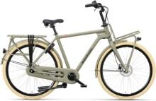 Citybike Batavus Quip Extra Cargo Herren olivegreen matt