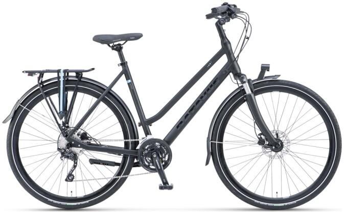 Urban-Bike Batavus Comodo Sport Trapez black matt 2021