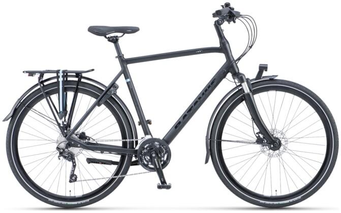 Urban-Bike Batavus Comodo Sport Herren black matt 2021