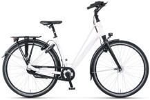Urban-Bike Batavus Escala Curve ivory white matt