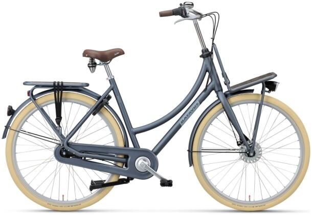 Citybike Batavus PACKD Plus 7 Curve jeansblue matt 2021