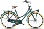 Citybike Batavus PACKD Plus 7 Curve dark green matt